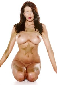 Peta Todd is hot and naked