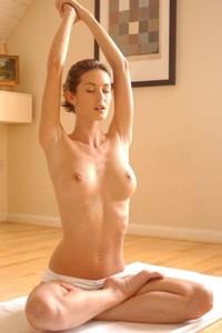 Nikkala Stott sensual stretching