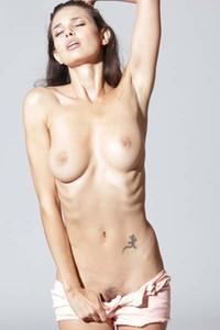 Erotical photoshoot with sexy Karmen