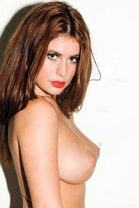 Kelly Hall in a sexy bikini