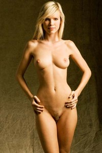 Amazing perky blonde Marketa
