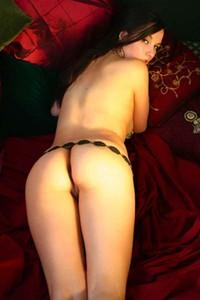 Naked and smoking hot Cat