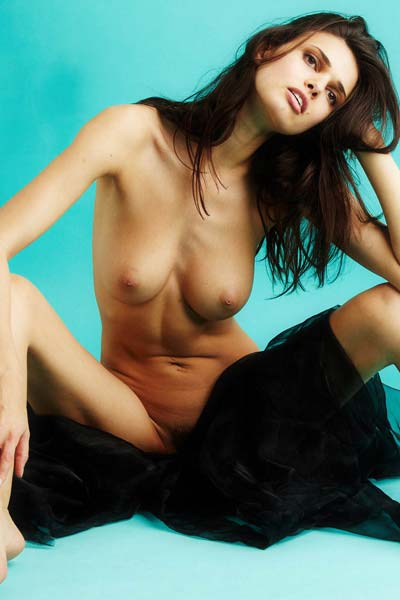 Playful and exotic Karmen