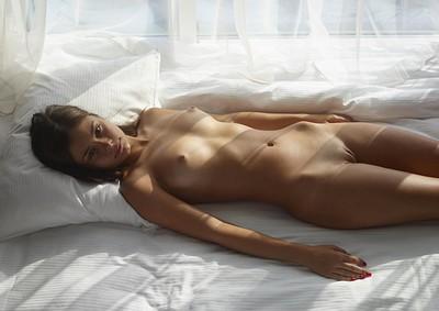 Venus in Window Light from Hegre Art