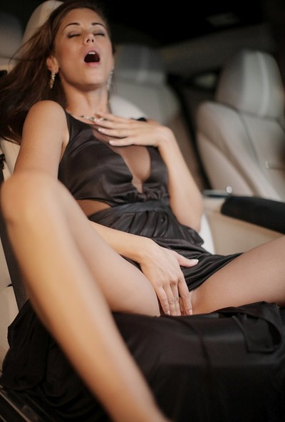 Caprice in Dressed to Thrill from X Art