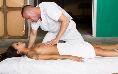 Skin Diamond in Dancing Hangover from Penthouse