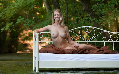 Carisha in Go With The Flow from Femjoy