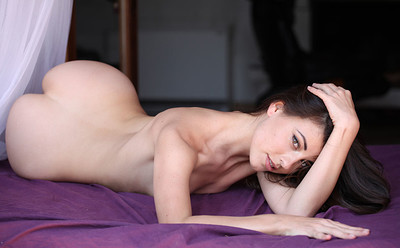 Lorena G in Pure Joy from Femjoy