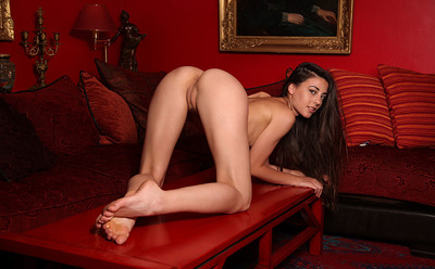 Lorena G in Hold Your Breath from Femjoy