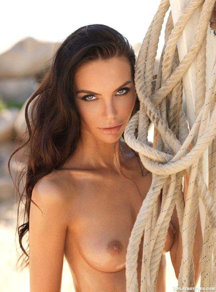Nackt  Olga Rom Olga Rom