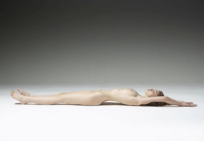 Aya Beshen in Full Figure from Hegre Art