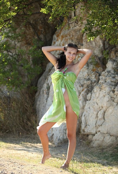 Letitia in Green from Zemani