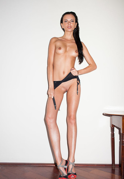 Karina A in Boudoir from The Life Erotic