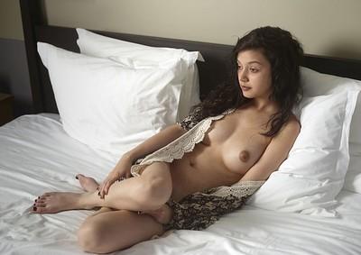Eden in Bedtime from Hegre Art