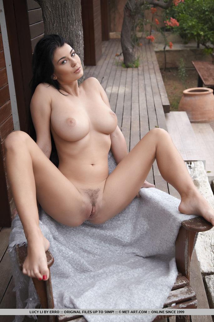 Lucy li nudes