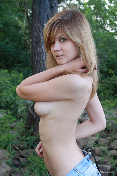 Agni A in Afternoon Stroll from Erotic Beauty