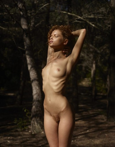 Julia in Woman in the woods from Hegre Art