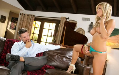 Tasha Reign in Tasha The Stripper from Penthouse