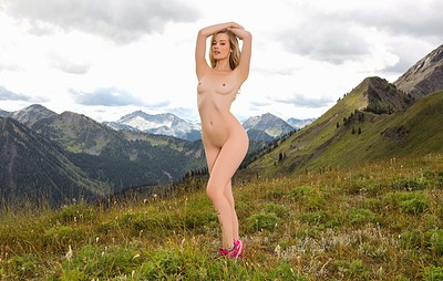 Olivia Preston in Amazing View from Playboy