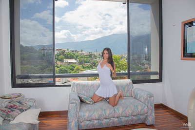 Denisse Gomez in Enjoying Holidays from Watch4Beauty