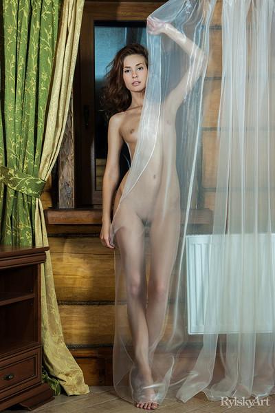 Irina J in Landsby from Rylsky Art