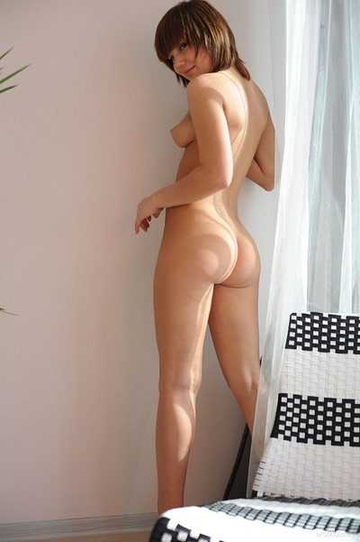 Anjel in Standing Tall from Erotic Beauty