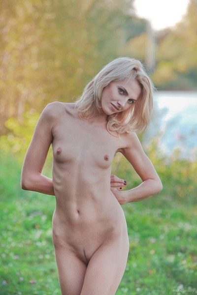 Lilly A in Misty Meadow from Erotic Beauty