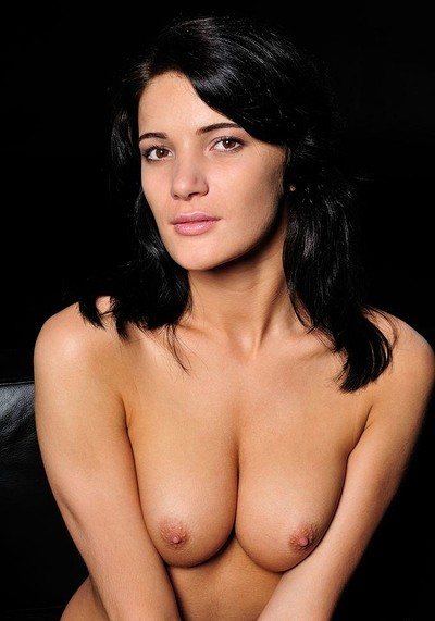 Yanika A in Perfect Breasts from Stunning 18