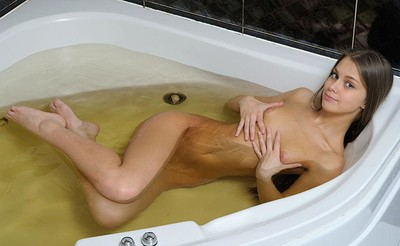Kristel A in Wet Pussy from Stunning 18