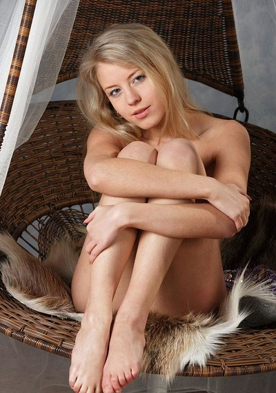 Barbara D in Cradle from Stunning 18