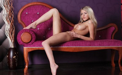 Barbara D in Artistry from Stunning 18