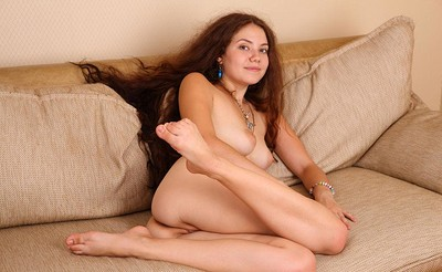 Norma A in Flexible Legs from Stunning 18