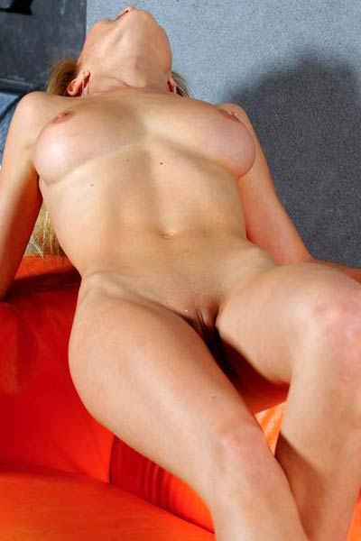 Angelic babe Delilah G dazzles us with her awesome big breasts and perfectly smooth skin