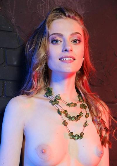 Rebecca G in Podium from Stunning 18