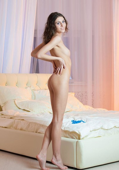 Anita H in Undress Me from Stunning 18