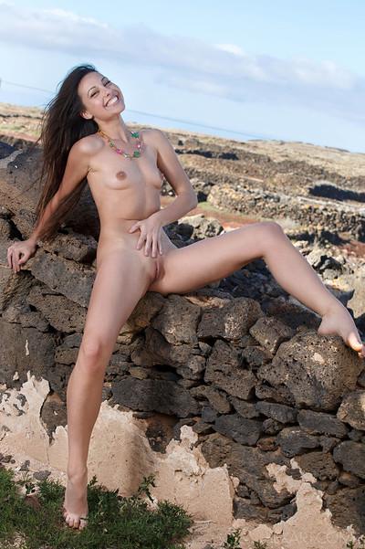 Lorena B in Stasera from Sex Art