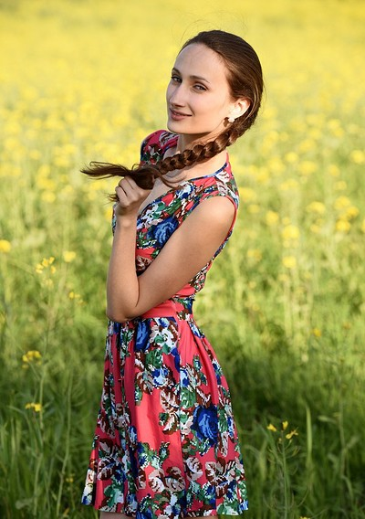 Chloe in Wonderful Time from Showy Beauty