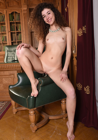 Curly in Most Pleasure from Showy Beauty