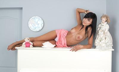 Dee in Pinky from Showy Beauty