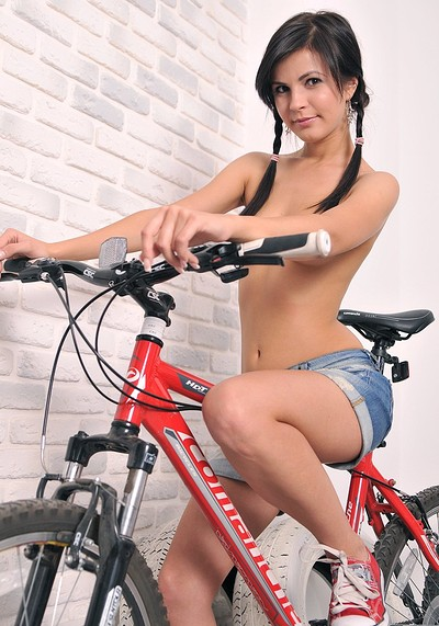 Sabina in Sporty Teen from Showy Beauty