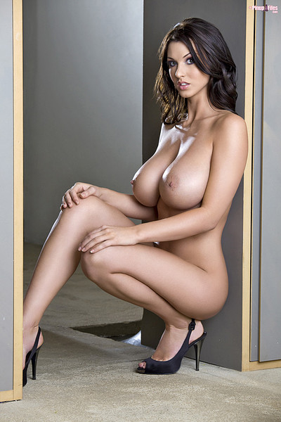 Alice Goodwin in  from Pinup Files