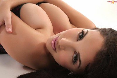 Jelena Jensen in  from Pinup Files