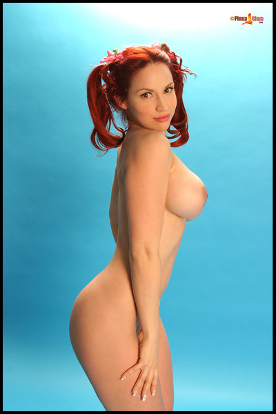 Bianca Beauchamp in  from Pinup Files