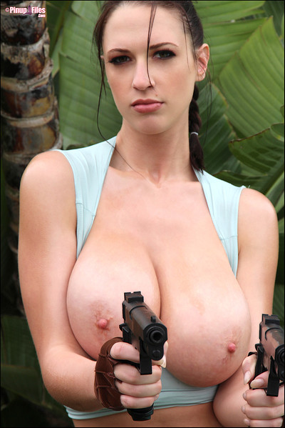 Lana Kendrick in  from Pinup Files