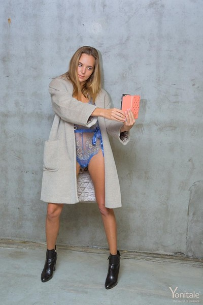 Katya Clover in Chic Grunge from Yonitale