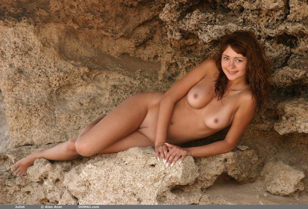 Gabrielle Nude In Pretty Girl In Hot Nude Posing