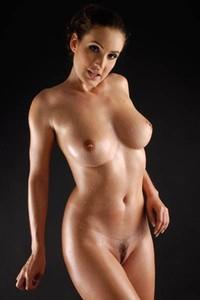 Perfectly Shaped domai beauty Petula strips flirtatiously