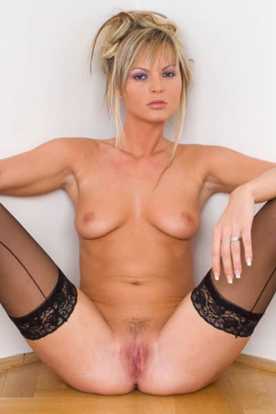 Blossoming young vixen Sandra shows her attractive young body in More Than You Know