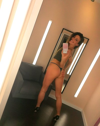 Lorena G in eXtra from Fitting Room
