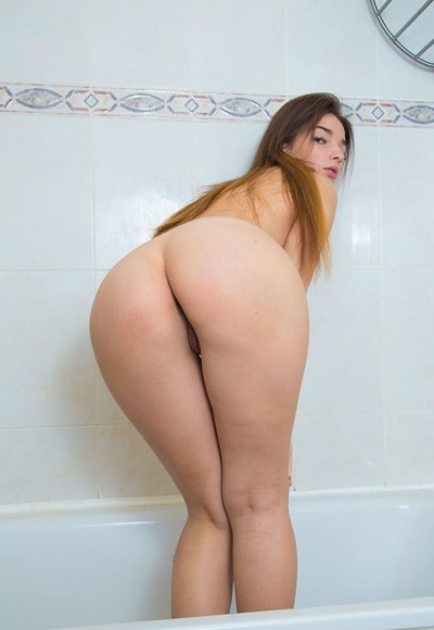 Aggie in Excellent Ass from Stunning 18